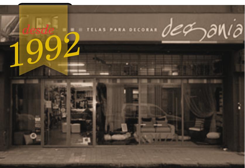 Degania Cortineria desde 1992